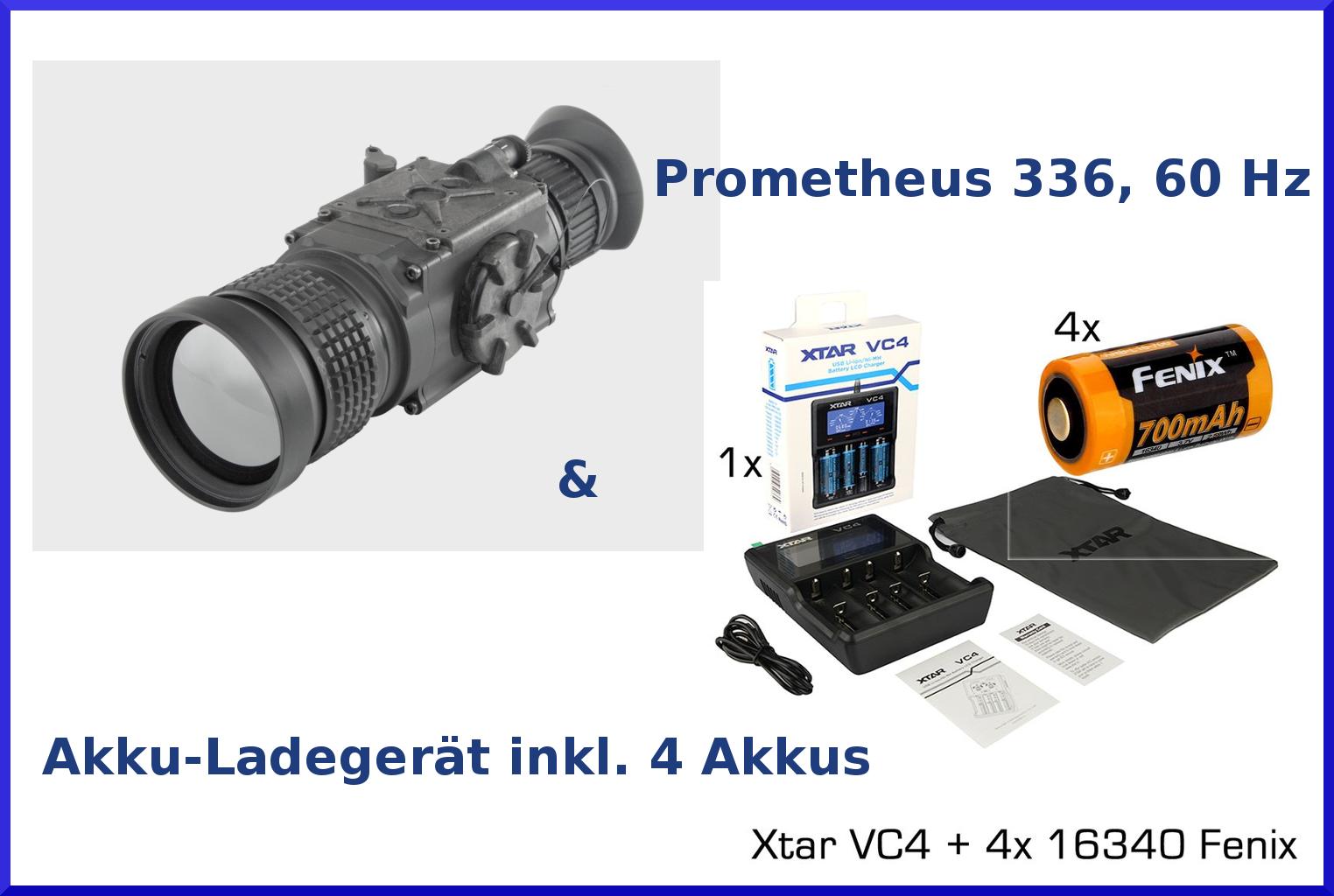 Armasight by Flir Prometheus 336 60Hz
