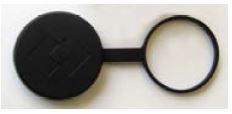 Flir Lens Cap, Ersatz-Abdeckung für Scout II/III