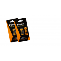 Fenix Li-ion Akku (Cr123 A) 2er- Pack